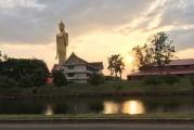 Wat Burapha Phiram of Roi-Et
