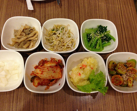 Annyeong Korean Restaurant in Korat