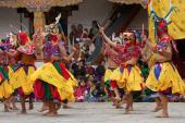 Festivals du Bhoutan