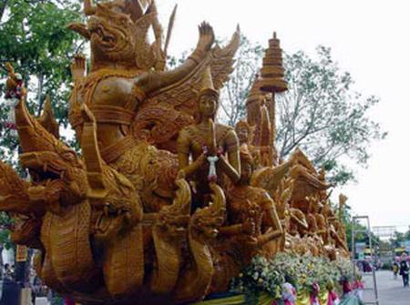 Candle Festival – Ubon Ratchathani