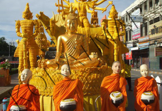 Candle Procession 2009 photos   Korat   Nakhon Ratchasima