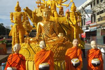 Korat Procession – Candle Festival