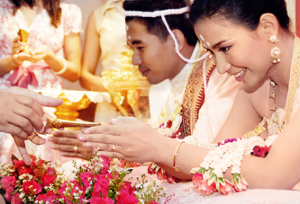 Buddhist Marriage in Thailand