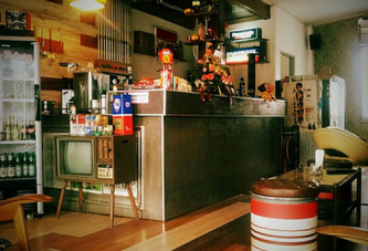 Retro Café and Bar