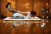 Thai Massage – Nuat Phaen Boran