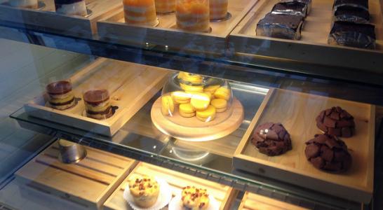 C'est Si Bon, bakery in Nakhon Ratchasima.