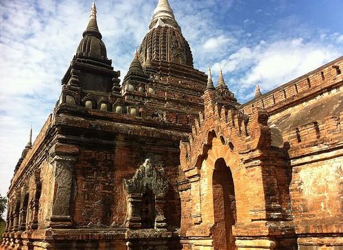 Attractions in Myanmar (Burma)