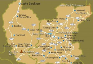 Roi - Et map