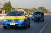 Le transport local à Korat : voitures, taxis, trains, bus et tuk-tuks