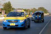 Cars  | Korat  | Thailand  | Nakhon Ratchasima  | Taxi  | Transport  | Bus Station