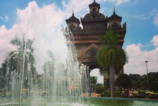 Vientiane, la capitale du Laos