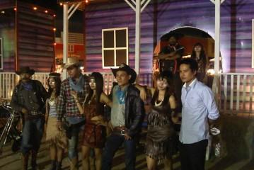 BBQ festival in Korat 2014
