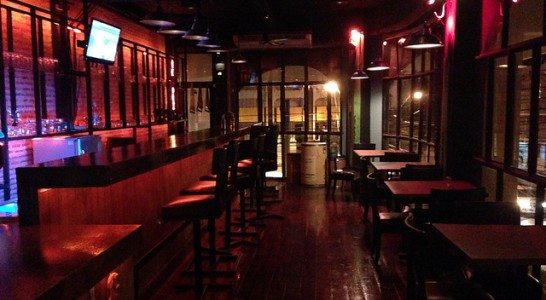 New Bar in Korat – High Time