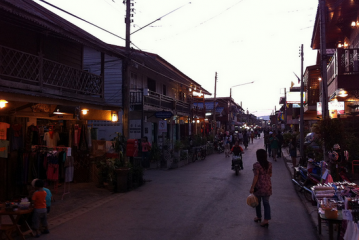 Chiang Khan – peaceful authentic city in Loei