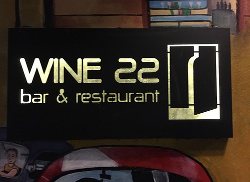 Wine 22 in Khon Kaen