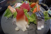 The most expensive sashimi in Korat!