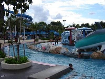 Korat Zoo Lagoon swimming park