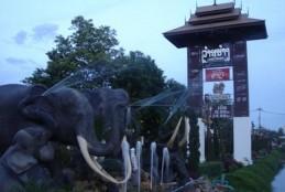 Lanchang garden bar and restaurant, Loei