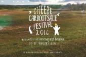 เทศกาลเปิดท้ายขายของ  Cheese Car Boost Sale